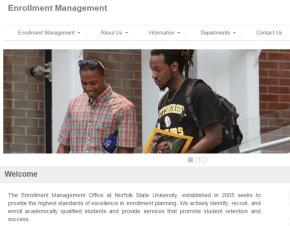 Low enrollment challengesNSU