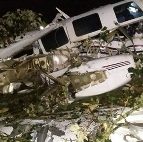 Cruise flew same path across Colombian Andes beforecrash