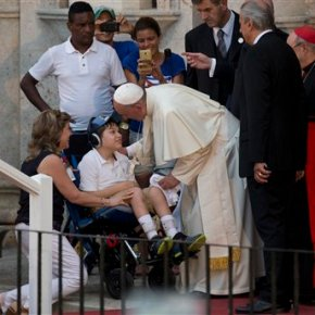 Francis retires to papal residence inHavana