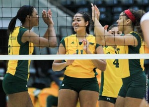 Friday Norfolk State at UMES 6 p.m., W.P. Hytche Athletic Center Live Stats NORFOLK, Va. – The Norfolk State volleyball team will play its first conference road match this Friday when the Spartans take on UMES at 6 p.m. at the W.P. Hytche Athletic Center in Princess Anne, Md. NSU's only match within a nearly two-week span will find the Spartans aiming for their first MEAC win of the year, while the Hawks will look to bounce back after dropping their first conference match of the season. UMES carries the best overall record in the MEAC at 11-3, while NSU dropped to 1-14 overall after falling to Coppin State and Morgan State last weekend. Live stats for the match against UMES will be available here. After kicking off the season on a high note, the Hawks dropped a 3-0 contest against Howard last Friday in both teams' first MEAC contest of the year. UMES had by far the best overall record in the conference before that matchup, but the Bison defeated the Hawks and then DSU to take the early lead in the league standings. All three of UMES' losses on the year have come in the last four matches. The Spartans, meanwhile, lost in three sets to Coppin State at home last Friday and then took Morgan State to five sets before falling to the Bears on Sunday. NSU had a 2-1 lead in the match with MSU before losing the last two sets. The Spartans are attempting to break a seven-match losing streak in which three of those losses went to five sets. MEAC Update Along with Howard, Coppin State and Morgan State also went 2-0 last weekend, with NSU and Hampton (twice) and UMES and Delaware State (once) failing to pick up their first conference wins. Bethune-Cookman and Florida A&M won both of their matches last weekend to take the early lead in the South standings. In the North, the only other match on Friday involves Howard playing at Morgan State. UMES will host Hampton on Saturday, and Howard will also make a trip to Coppin State on Sunday in a light weekend for the division. MEAC Rankings Senior setter Darcy Moore ranks sixth in the MEAC in assists now at 7.91 per set. Three other Spartans also find themselves in the rankings, including senior Angie Darcus in points (9th, 3.25) and kills (10th, 2.86). Juniors Dominique Parker and Alex Irizarry also sit ninth in their respective categories, with Parker tallying 0.31 service aces per set and Irizarry contributing 3.14 digs. NSU's highest-ranked team category continues to be service aces, as the Spartans have posted 1.23 per set for fifth in the conference. NSU also sits sixth in digs (13.63), seventh in assists (9.63) and opponent hitting percentage (.238), eighth in kills (10.19), ninth in hitting percentage (.112) and 12th in blocks (1.10). NSU All-Time Rankings Already the all-time leader in assists, Moore needs just 101 more to reach the 3,000 plateau. She also currently ranks eighth in career digs (691), 10th in matches played (95) and sets played (351), and 15th in service aces (80). Darcus stands 11th in matches played (86) and 15th in kills (419) and assists (177). The only other current active player is Irizarry, who sits one spot ahead of Darcus in career assists at 14th (196). Scouting the Hawks UMES is led offensively by a pair of players, Zuzana Ondruskova (3.32 kills) and Lucia Babic (2.90 kills, MEAC-best .297 hitting percentage). The Hawks lead the conference in hitting percentage as well as opponent hitting percentage, kills, assists, service aces and digs while also ranking second in the only other team statistical category kept, blocks. Petra Jerabkova has handled most of the setting duties with a conference-leading 9.08 assists per set, and Andjela Reljic has tallied a team-best 18 service aces. Reljic also leads the conference with 5.08 digs, with Ondruskova (2.50) and Jerabkova (2.30) also chipping in. Alana Polk ranks third on the team with 1.76 kills but first in the MEAC with 1.16 blocks per set. Up Next The Spartans will wait a week until their next contest, at Howard on Oct. 11 at 3 p.m.