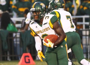 Spartans fall at Marshall in final MEAC tuneup  (photo courtesy of NSUSpartans.com)
