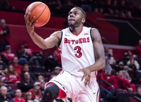 Rutgers Transfer Okoro Joins NSU Men's BasketballProgram