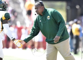 Spartans Continue FBS Road Swing with Intra-City Tilt atODU