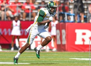 ODU Turns Back Game Challenge from NSU, 24-10 (photo courtesy of NSUSpartans.com)