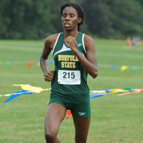 Kheir, Webb lead NSU Women to 3rd place at UMES Lid-Lifter