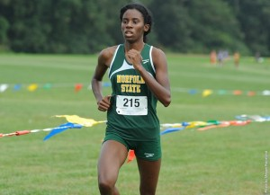 Kheir, Webb Lead NSU Women to 3rd Place at UMES Lid-Lifter (photo courtesy of NSUSpartans.com