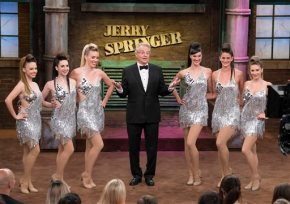 A silver anniversary for JerrySpringer