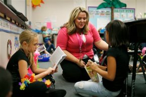 After years of cuts, school districts face teacher shortages