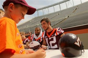 Hokies, Brewer prepping for rematch with No. 1 Ohio State
