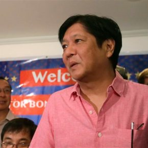 Dictator's son says Filipinos care less about Marcosabuses
