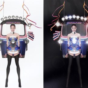 Thai beauty queen to dress like a tuk-tuk at MissUniverse