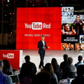 YouTube to launch $10-a-month ad-free video, music planRed