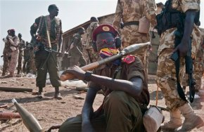 AU report cites mass graves, cannibalism in SouthSudan
