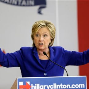 Clinton to pitch sentencing, police changes to blackvoters