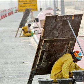 An intolerable unimaginable heat forecast for PersianGulf