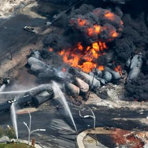 Judge gives final approval for $338M oil train settlement