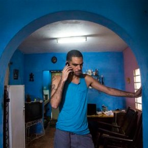 Cuban artist El Sexto is freed after 10 months in prison