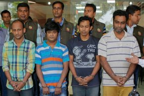 Bangladesh police arrest 4 in killing of Italian aidworker