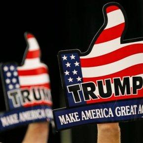 Trump campaign raises $3.9 million in thirdquarter