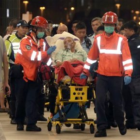 Macau high-speed ferry accident leaves more than 120hurt