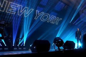 IMAGE DISTRIBUTED FOR HTC - Jay-Z performs onstage at the Tidal X: 1020 Amplified by HTC concert at the Barclays Center on Tuesday, Oct. 20, 2015 in Brooklyn, New York. (Photo by Mark VonHolden/Invision for HTC/AP Images)