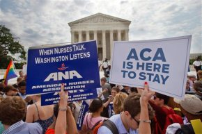 New health overhaul challenge reaching Supreme Court
