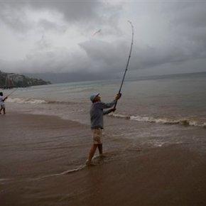 Patricia slams Mexico Pacific Coast as Category 5hurricane