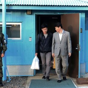 North Korea releases detained South Korean student