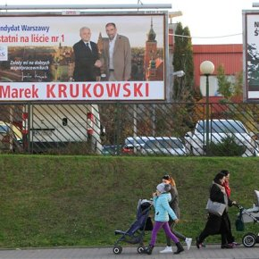Poland's Law and Justice party gains majority inparliament