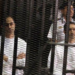 Jailed sons of deposed Egypt autocrat Mubarak to befreed