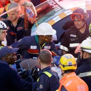 2 die in temporary bridge collapse inJohannesburg