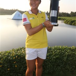 Lydia Ko wins LPGA Taiwan to regain No. 1 spot in world