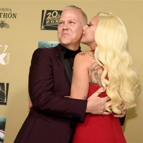 Lady Gaga gets jazzy at AIDS research tribute to Ryan Murphy
