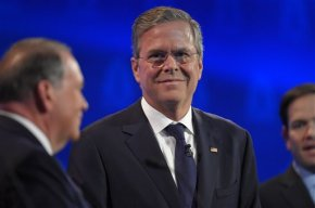 Analysis: Bush comeback strategy backfires in GOPdebate