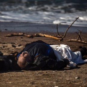 Greece blasts EU as shipwrecks leave 31 more refugees dead