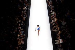 AP PHOTOS: Israel fashion week displays talent amidtensions