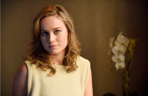 "In this Wed., Sept. 30, 2015 photo, actress Brie Larson poses for a portrait at the Four Seasons Hotel in Los Angeles. Larson stars as Ma in the new film, ""Room."" The movie opens in U.S. theaters on Friday, Oct. 16, 2015. (Photo by Chris Pizzello/Invision/AP)"