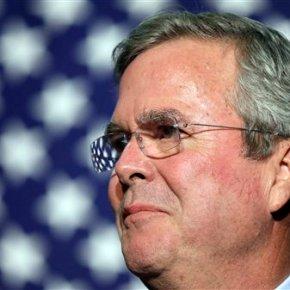 Records show Republican Jeb Bush healthy andwealthy