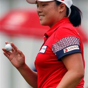South Korea's Ha Na Jang leads LPGA Malaysia