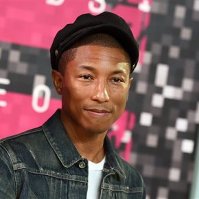 Be 'Happy': Pharrell Williams to open MTV EMAs in Milan
