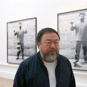 Chinese activist-artist Ai Weiwei writingmemoir