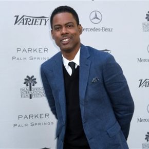 Chris Rock to host ABC's Oscar broadcast next year