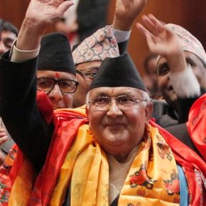 Nepal elects Communist party leader new prime minister