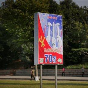 As Pyongyang readies grand show, rural life still astruggle