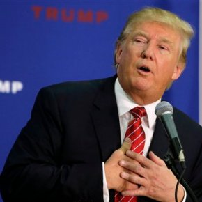 Trump cancels Virginia Beach rally due to Joaquin