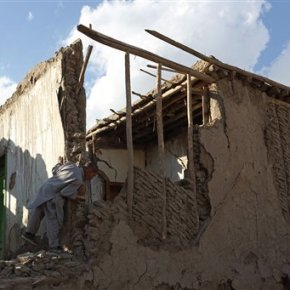 Death toll from Afghan quake rises to 129