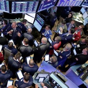 Earnings fail to lift US stocks as economic growthslows