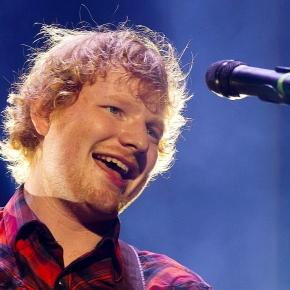 Ed Sheeran hosts MTV Europe Music Awards inMilan