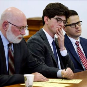 Prep school graduate gets a year in jail for sexual assault