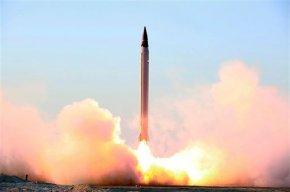 Iran shows off underground missilebase